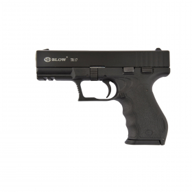 Plynová pistole BLOW TR 17K černá cal.9mm