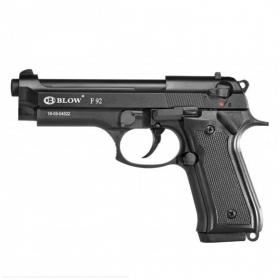 Plynová pistole BLOW F92 černá cal.9mm
