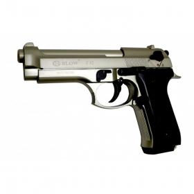 Plynová pistole BLOW F92 satén cal.9mm