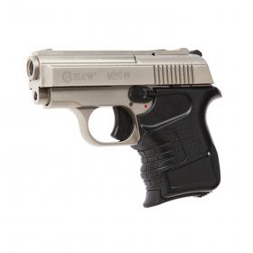 Plynová pistole BLOW Mini 9 satén cal.9mm