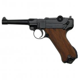 Plynová pistole P08 Melcher 9mm P.A.