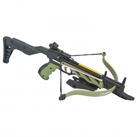 Pistolová kuše Beast Hunter Aligator TCS2 80lbs green