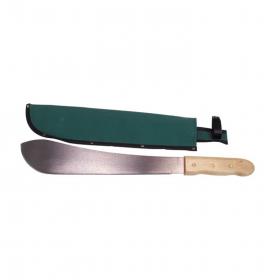 Mačeta BOLO s pochvou  50,5cm STŘÍBRNÁ