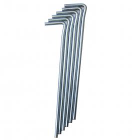 Stanový kolík ocelový - 6 ks