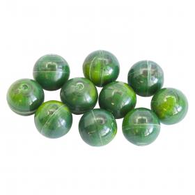 Kuličky T4E  12,7mm - green 10ks