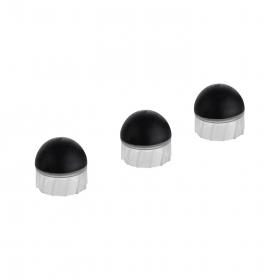 Kuličky T4E RUBBER BALL precision RBP .50 polymer 50KS