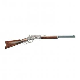 Replika puška Winchester 73 - Šedá (Stříbrná)