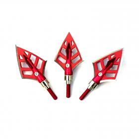 Hroty lovecké pro kuše 4 žiletkový - 1 ks