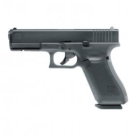 Vzduchová pistole GLOCK 17  GEN5 BlowBack  4,5mm BB brok