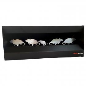 Střelnic magnetická 4 krysy
