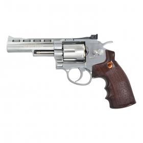 Vzduchovkový revolver BRUNI SUPER SPORT 701 CHROM 4,5mm