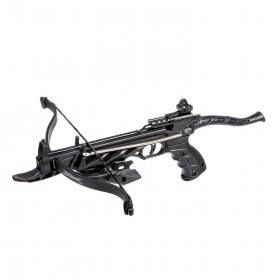Pistolová kuše MANKUNG ALIGATOR 80lbs Black