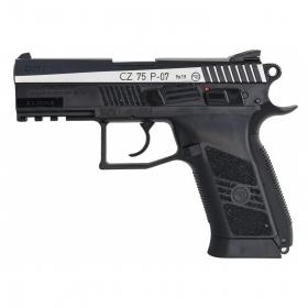 Vzduchová pistole  CZ 75 P-07 DUTY Dualtone BlowBack  4,5mm BB brok