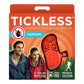 Tickless Human - ultrazvukový odpuzovač klíšťat