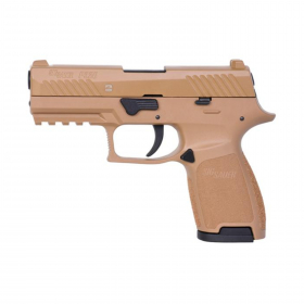 Plynová pistole GSG Sig Sauer P320 Coyote cal.9mm P.A.