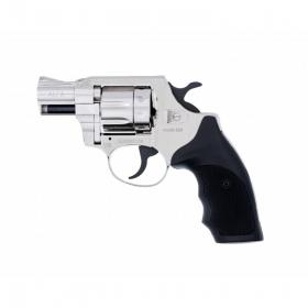 Revolver flobertka ALFA 620 nikl plast - 6mm