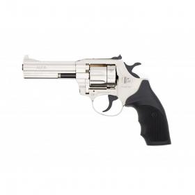 Revolver flobertka ALFA 641 nikl plast - 6mm