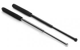 teleskopický obušek kalený 18´´/450mm černý