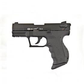 Plynová pistole BLOW TR34 černá cal.9mm